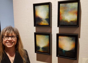 Mansfield Art Center 72nd Annual May Show Opening-Honorable Mention