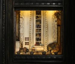 Library Scene (detail)