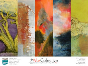 You Are Invited-The Wax Collective Group Show