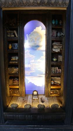 Cloud Mirror (detail)