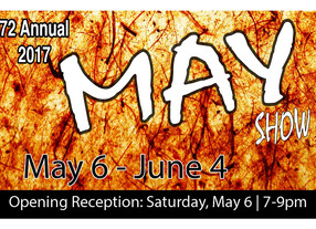 72nd Annual May Show | Mansfield Art Center