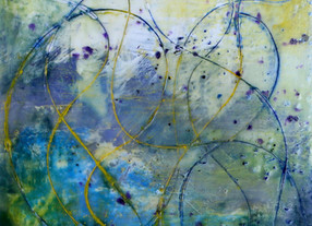 Intro to Encaustics-Two Summer Sessions Now Open for Enrollment at Valley Art Center