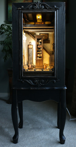 The Scholar of Delft-SOLD