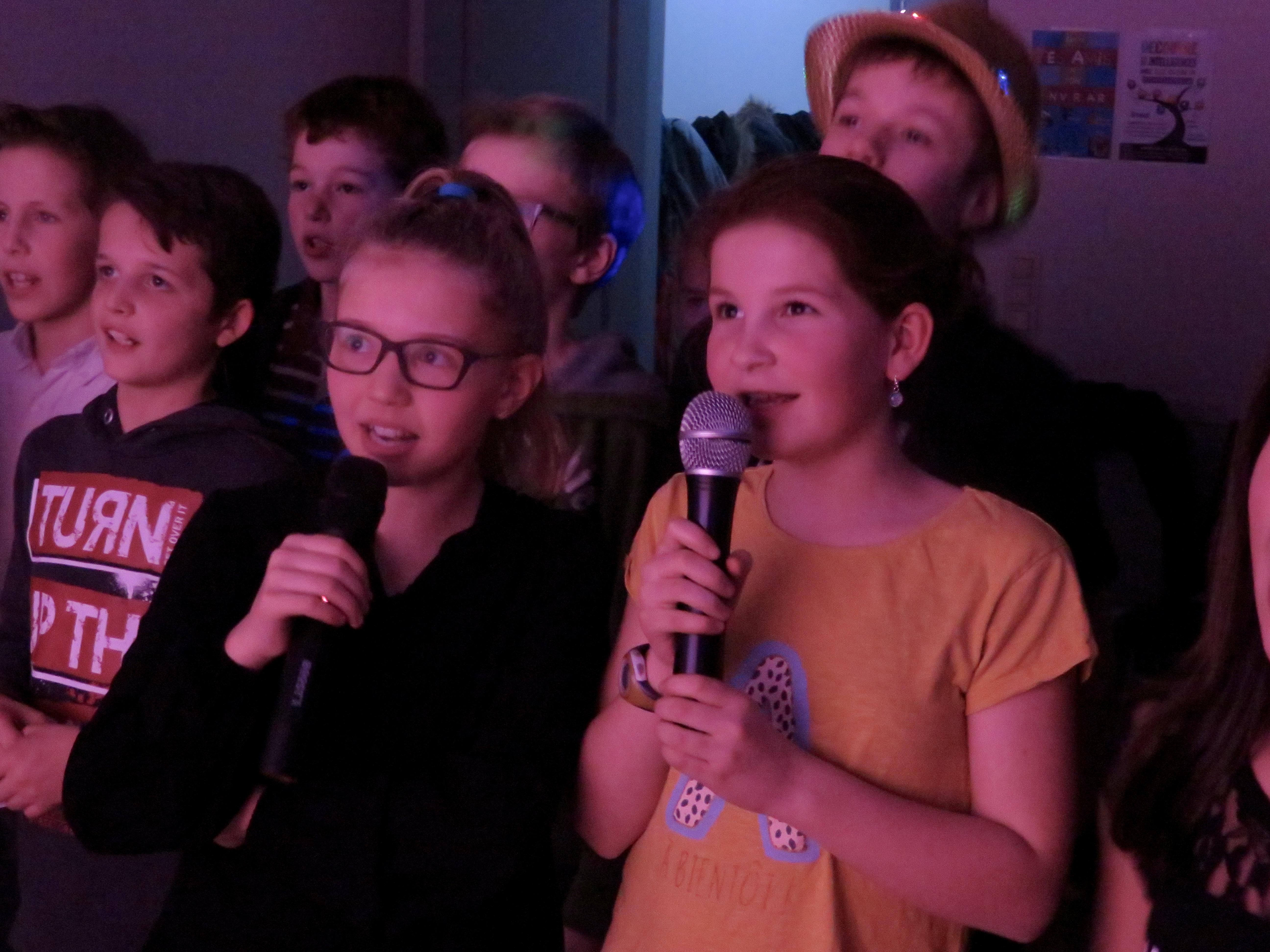 Les Petits Artisans : karaoké