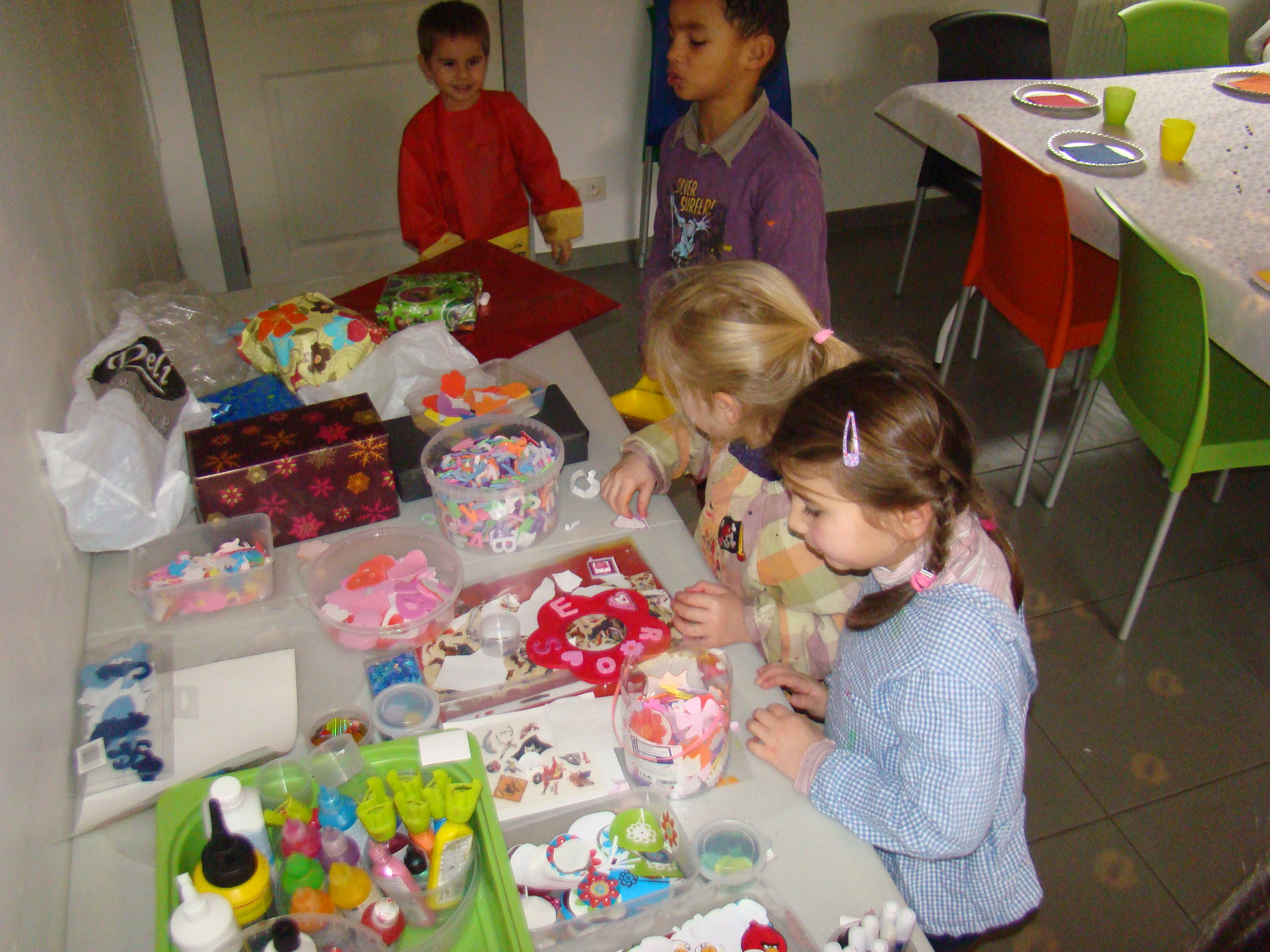 Les Petits Artisans : bricolages