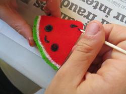 stage les petits artisans: squishy