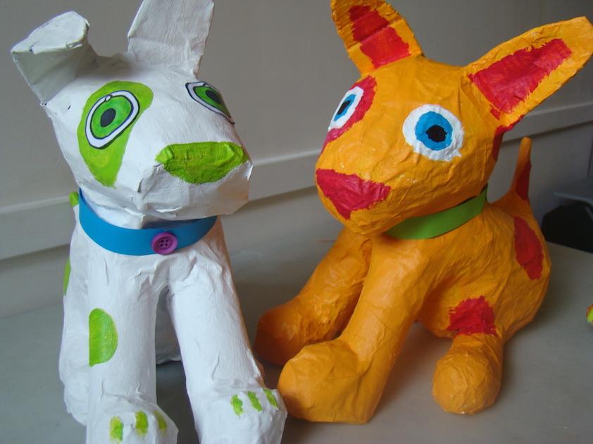 Les Petits Artisans: atelier créatif