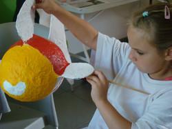 Les Petits Artisans : peintures