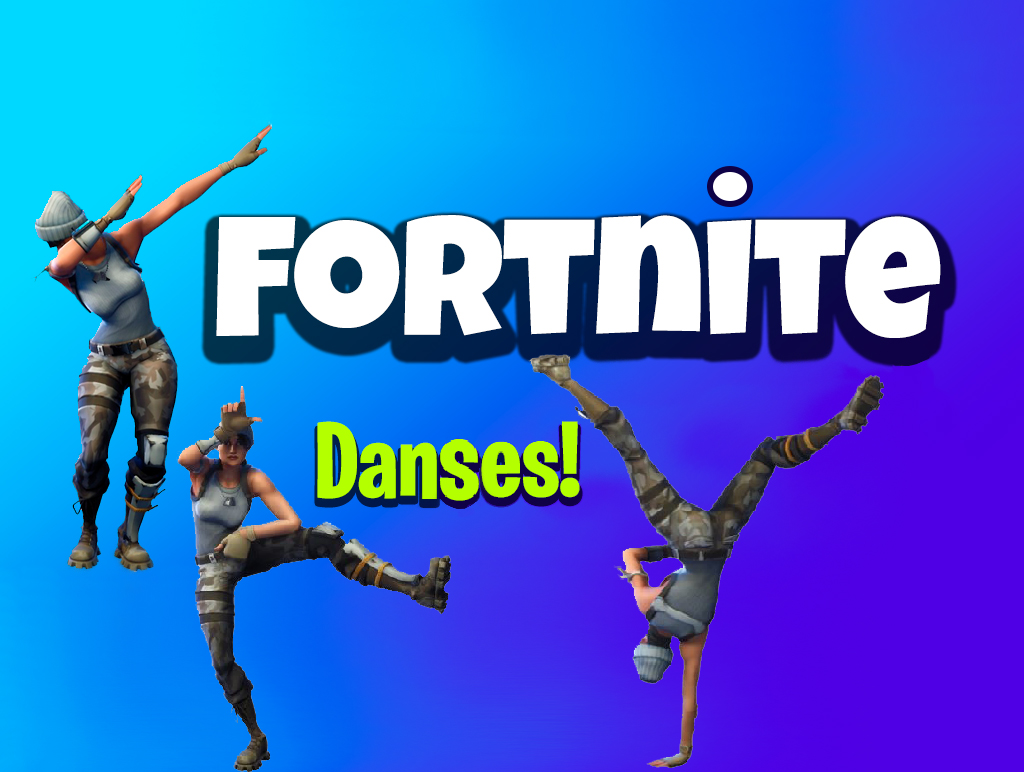 Danses Fortnite