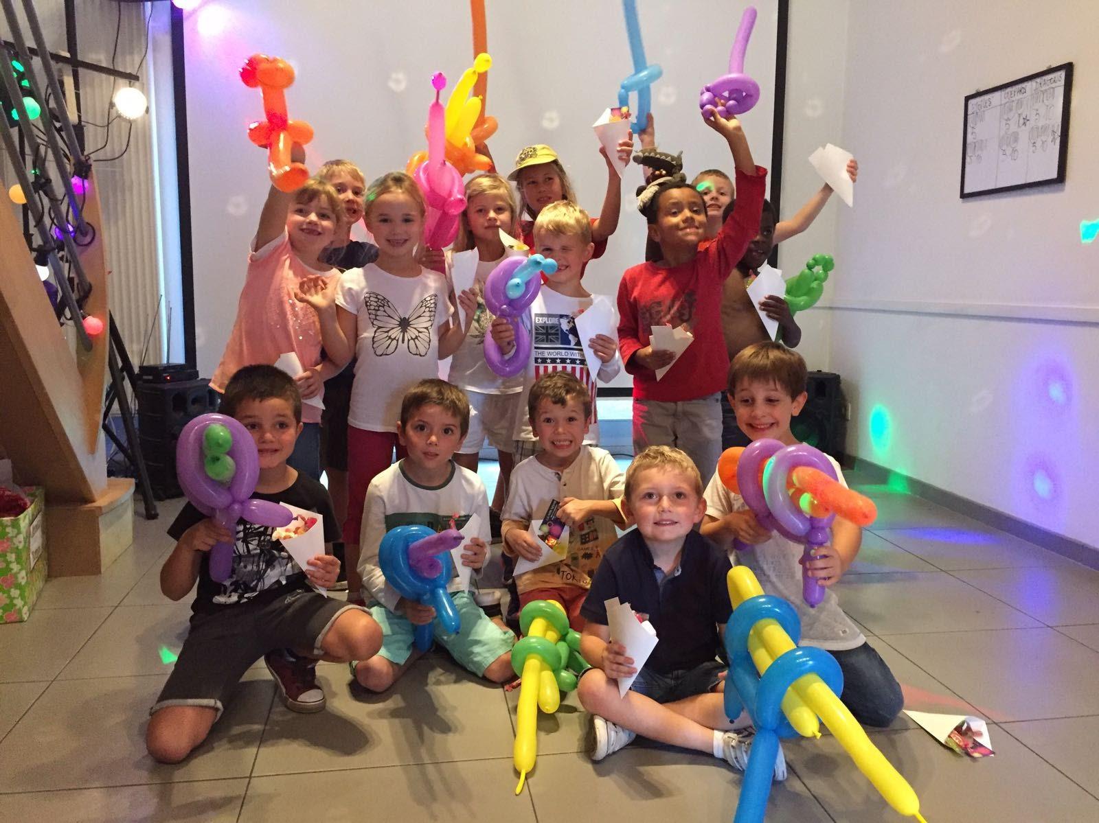 Les Petits Artisans : ballons