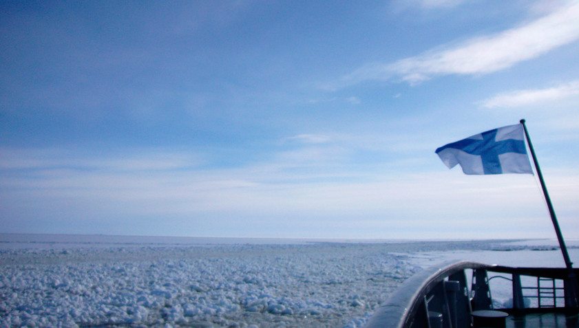 Finland's Strategy for Arctic Policy (p. 14 - 25)