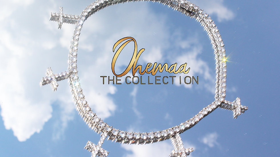 Ohemaa Chain (Silver)