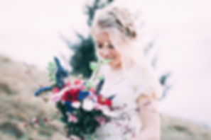Beautiful UK Bride New Forest