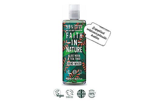 Faith in Nature, Aloe Vera & Tea Tree Hand Wash