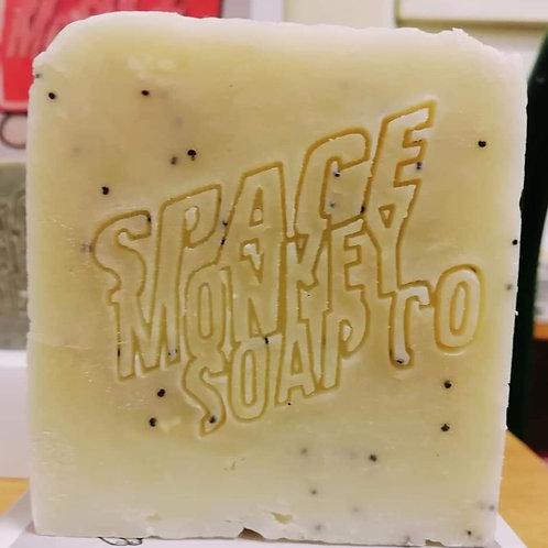 Iggy Poppy Seed Handmade Soap