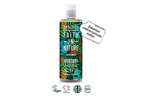 Faith in Nature, Coconut Shampoo