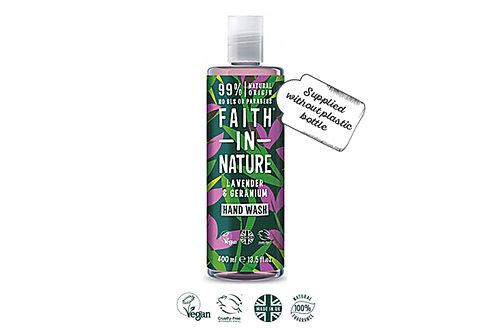 Faith in Nature, Lavender & Geranium Hand Wash
