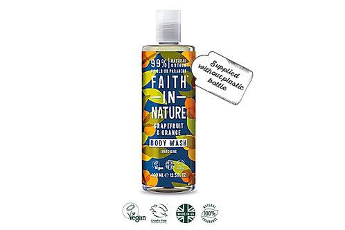 Faith in Nature, Grapefruit & Orange Body Wash 250ml