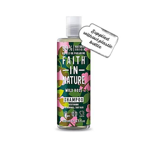 Faith in Nature, Wild Rose Shampoo
