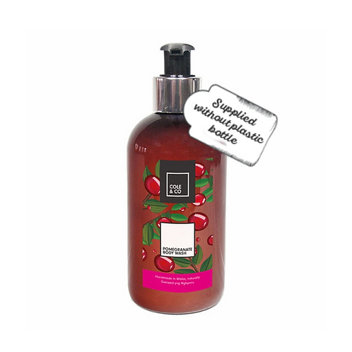 Cole & Co Pomegranate Body Wash