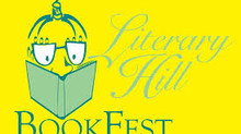 Literary Hill BookFest (We're Going!)