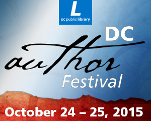 The Gorilla is Going to the Library for the DC Author Festival
