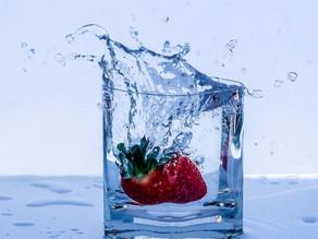 5 dicas para beber mais água