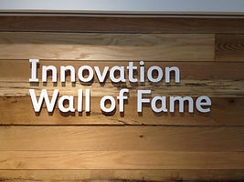 Innovation Wall of Fame