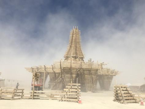Burning Man and the false idols