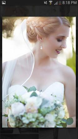 Bridal_hair &make-up_Done by Anjila