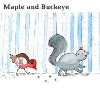 Maple and Buckeye