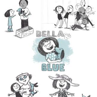 Bella & Blue
