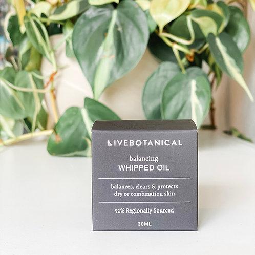 Live Botanical Whipped Oil