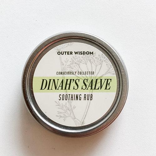 Outer Wisdom Dinah's Salve