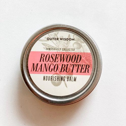 Outer Wisdom Rosewood Mango Butter