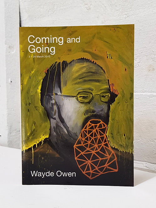 Coming and Going Book