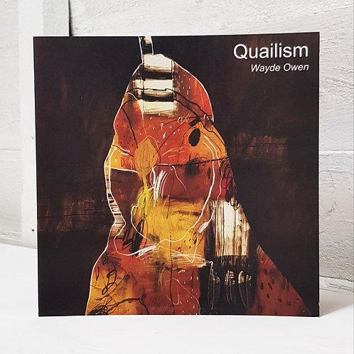 Quailism Book