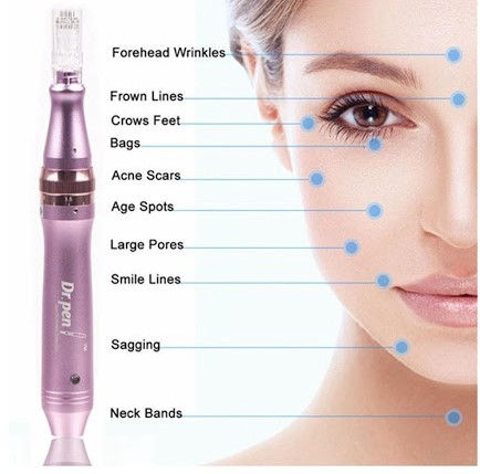 Collagen Induction Therapy Skin Needling