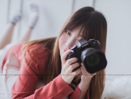 Kamera yang cocok untuk memotret di studio?