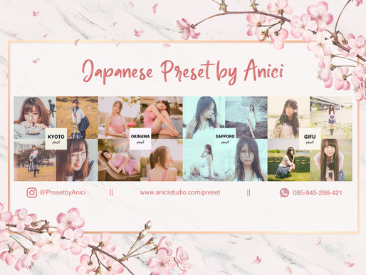 Japanese Style Preset
