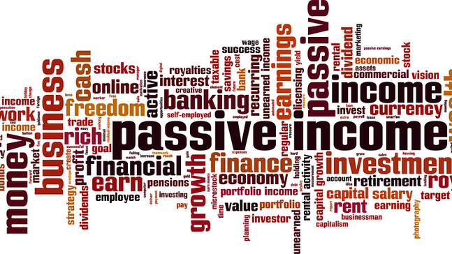 Here's Why You Should Be Taking Passive Income Seriously