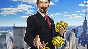 John McAfee Continues to Exploit Bitcoin Based on his Bold Price Prediction