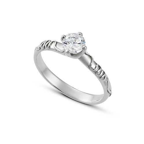 Engagement ring -0.5+ Carat size