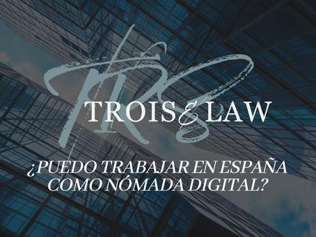#WebinarSeries Trabajar como nómada digital en España