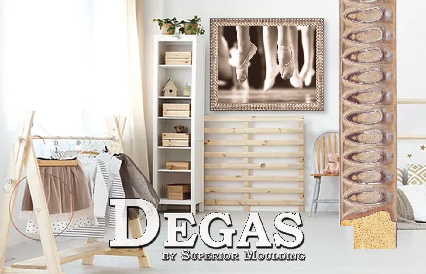 Degas Moulding