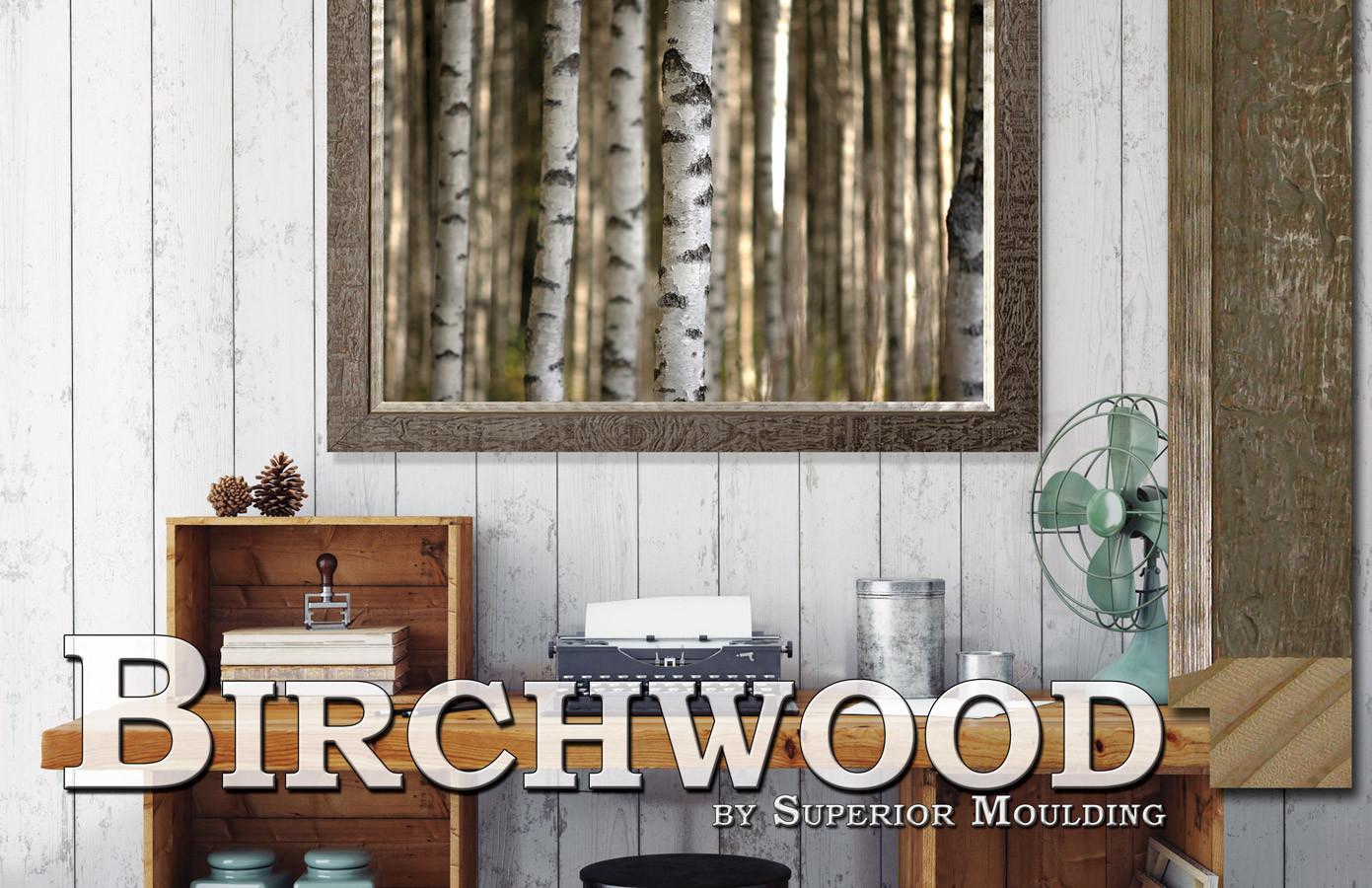 Birchwood Moulding