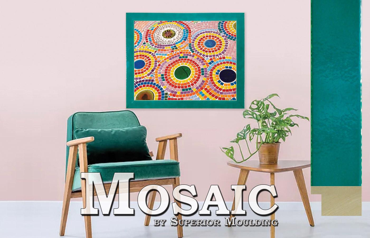 Mosaic Moulding