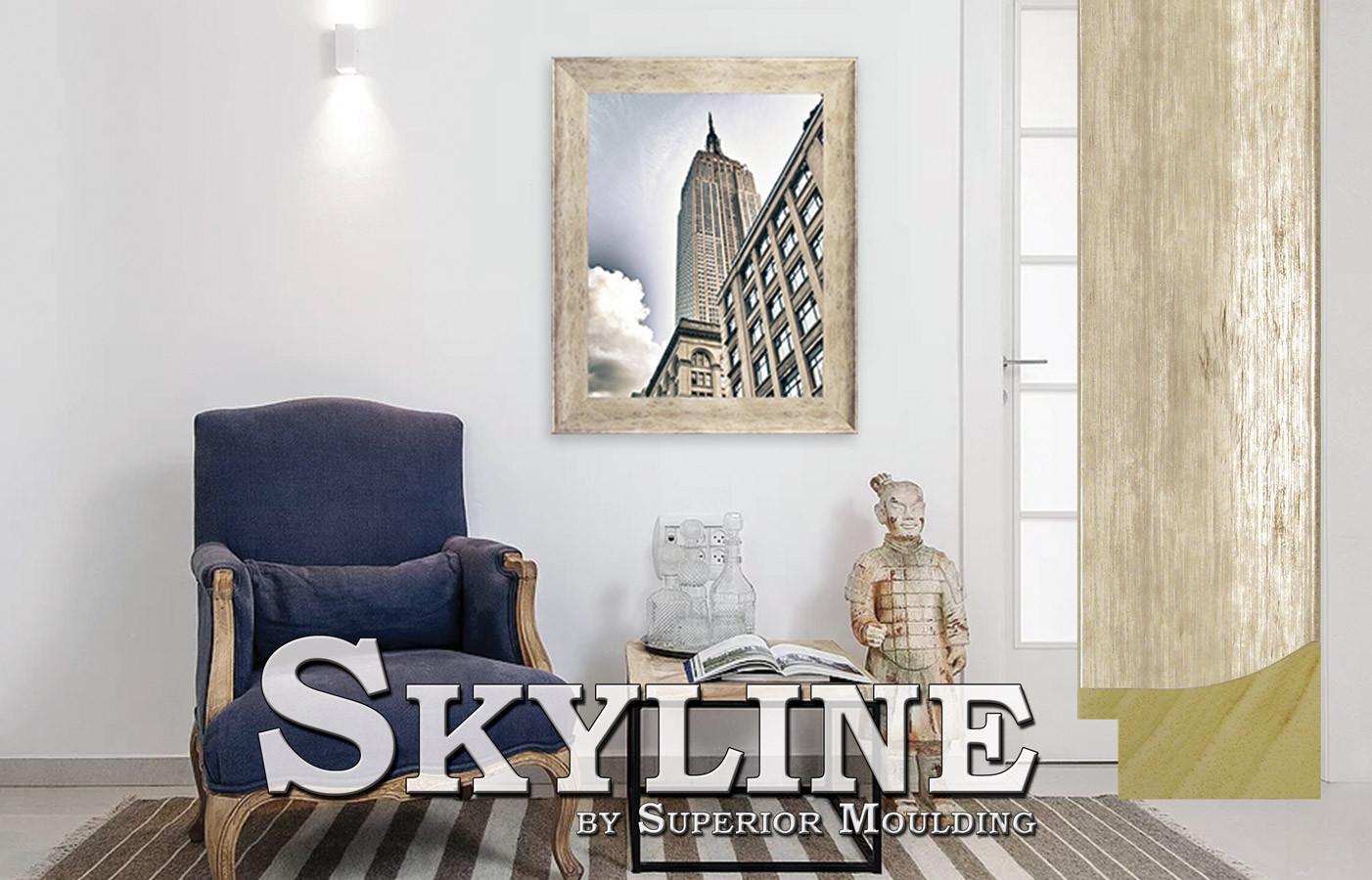Skyline Moulding