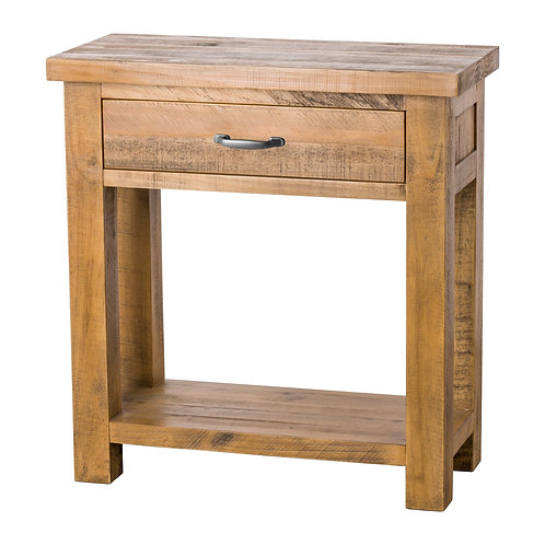 Deanery Collection One Drawer Lamp Table