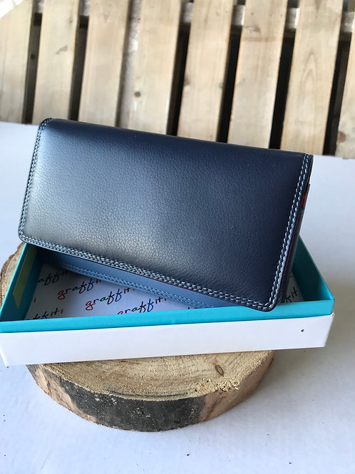 Wallet Purse Medium - Caribbean